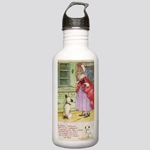 Old Mother Hubbard Vin Stainless Water Bottle 1.0L